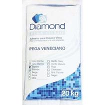 Pega Veneciano Para Alberca Marca Diamond Color Azul Marino