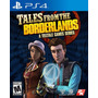 Tales From The Borderlands A Tell Games Series (nuevo) Ps4