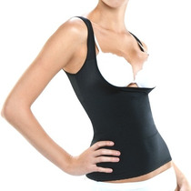 Body Elegance Camiseta Control Senos Libres Op4