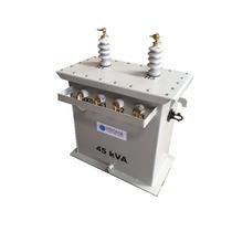 Transformador Convertidor Bifásico A Trifasico Prisma