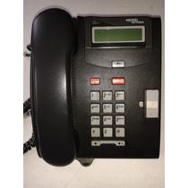 Telefono Nortel T7100 Color Negro