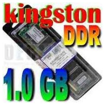 Memoria Ram 1 Gb Ddr Pc2100 / Pc2700 / Pc3200, 266,333,400