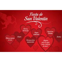 2x1 Kit Imprimible San Valentin Tarjetas Marco Fotos Cajitas