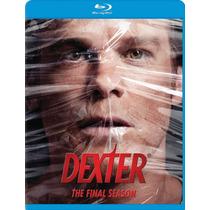 Dexter, La Octava Temporada 8, Serie Tv, Importada, Blu-ray