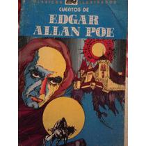 Cuentos De Edgar Allan Poe, Clasicos Ilustrados, Ed Novaro
