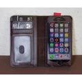 Funda Book Tipo Libro Iphone 6s Envio Dhl + Regalos