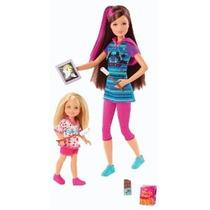 Barbie Y Sus Hermanas En Un Pony Tale Skipper Y Chelsea Doll