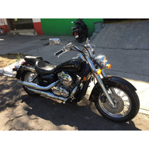 Honda Shadow 750 Aero 08 Impecable Titulo Limpio Checala!!!!