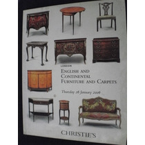 English And Continental Furniture And Carpets