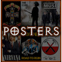Posters De Bandas De Rock (grunge, Punk, Alternativo...)