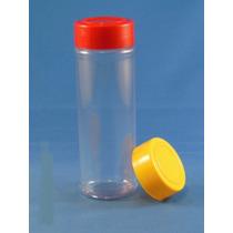 Envase De Plastico Especiero O Salero De 100gr