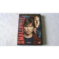 Smalville Dvd Promocional Episodios 1-4 De Temporada Cinco