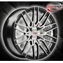Rines Ms Motorsports 17 Barrenación 4x114.3 Nuevos Modelos
