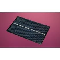 Mini Celda Solar 6v 110ma 0.6w