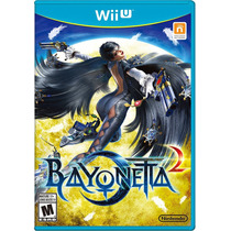 °° Bayonetta 2 Para Wii U °° En Bnkshop