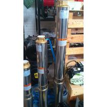 Bombas Sumergibles Multietapas Para Pozo Profundo 1 Hp- 3 Hp