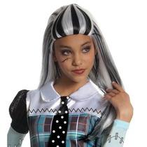 Peluca De Monster High Frankie Stein Para Niñas
