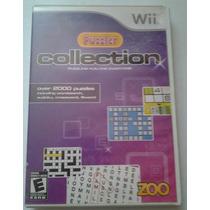 Wii Puzzler Collection $250 Pesos - Seminuevo Vendo O Cambio