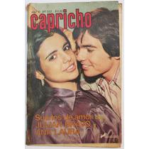 Capricho Julian Bravo Ana Laura 1977 Novedades Colec2
