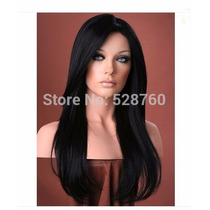 Peluca Larga Preciosa Lace Front Super Natural Mod Dz-02