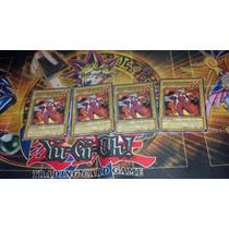 Yugi-oh Elemental Hero Bursinatrix X4 Usadas