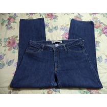 Pantalon De Mezclilla Jeans Gap P/dama 12-38 Azul Nuevo