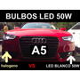 Audi A4 Accesorios Focos Led P Faros De Niebla Superbrillo