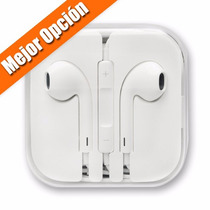 Audifonos Earpods Manos Libres Iphone 5s 5c 5 4s 4 6 6 Plus