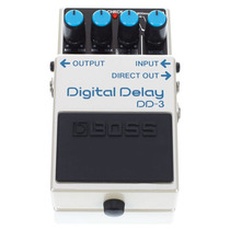 Pedal De Efecto Boss Digital Delay, Dd-3