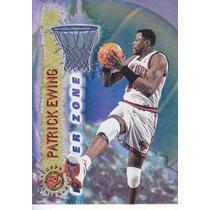 1995-96 Stadium Club Power Zone Patrick Ewing Knicks