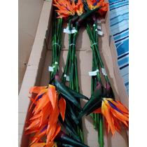 Flor Ave Del Paraíso Vara Artificial