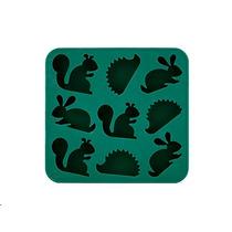 Charola Para Hielos Con Figura De Animales De Bosque Nueva
