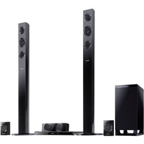 Home Theater Teatro En Casa Panasonic Sc-btt490 3d 5.1 Unico