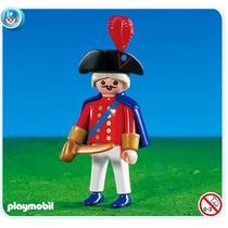Playmobil : Especial 7676 General Soldado Ingles Envio $40