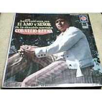 Disco Lp Cornelio Reyna El Amo Y Señor De La Cancion Norteñ