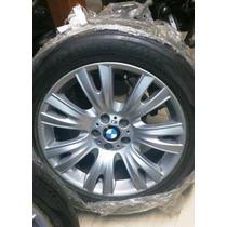4 Rines Bmw Serie M Y Llantas Bridgestone 255 /50 R 19