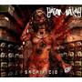 Balam Akab - Sacrificio - Cd Digipack Death Black Metal Mx