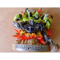 Transformers Ratchet & Jazz Pvc Diorama Hasbro