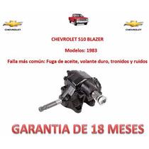 Caja Direccion Mecanica Chevrolet S10 1983