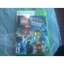 Lego Movie Videogame Para Xbox 360