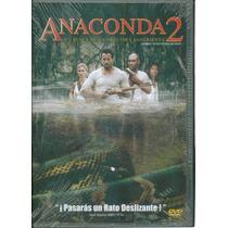 Anaconda 2. En Busca De La Orquidea Sangrienta. Formato Dvd