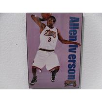 Allen Iverson 76ers Sixers Philadelphia Poster Nba