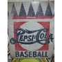 Pepsi Cola Base Cartel Metalico Vintage Retro Antiguo Poster