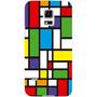 Funda Case Samsung Galaxy S5 Mini - Cubos 2