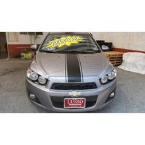 Chevrolet Sonic Ltz Modelo 2012 Impecable