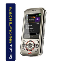 Sony Ericsson W395 Cám 2mpx Sms Mms Reproductor Mp3 Radio