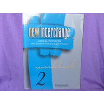Jack C. Richards, New Interchange. Workbook 2.
