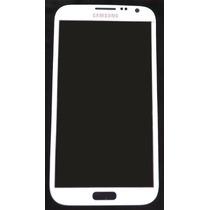 Samsung Galaxy Note 2 - Refacción Cristal De Touch Blanco !