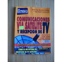 Comunicaciones Vía Satélite Y Recepción De Tv-ilustrado-hm4