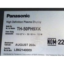 Panasonic Th-50px6u Th-50px60u Etxmm610mef Npx610me-1 Power